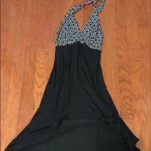Halter dress. Never worn. Size Medium